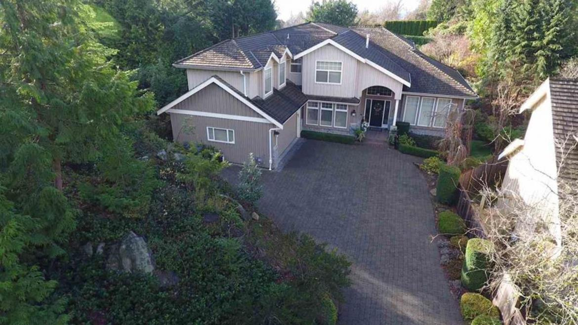 4615 Northwood Drive, Cypress Park Estates, West Vancouver