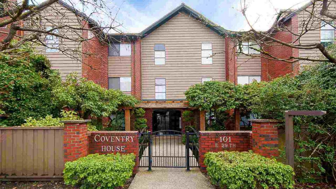 206 - 101 E 29th Street, Upper Lonsdale, North Vancouver