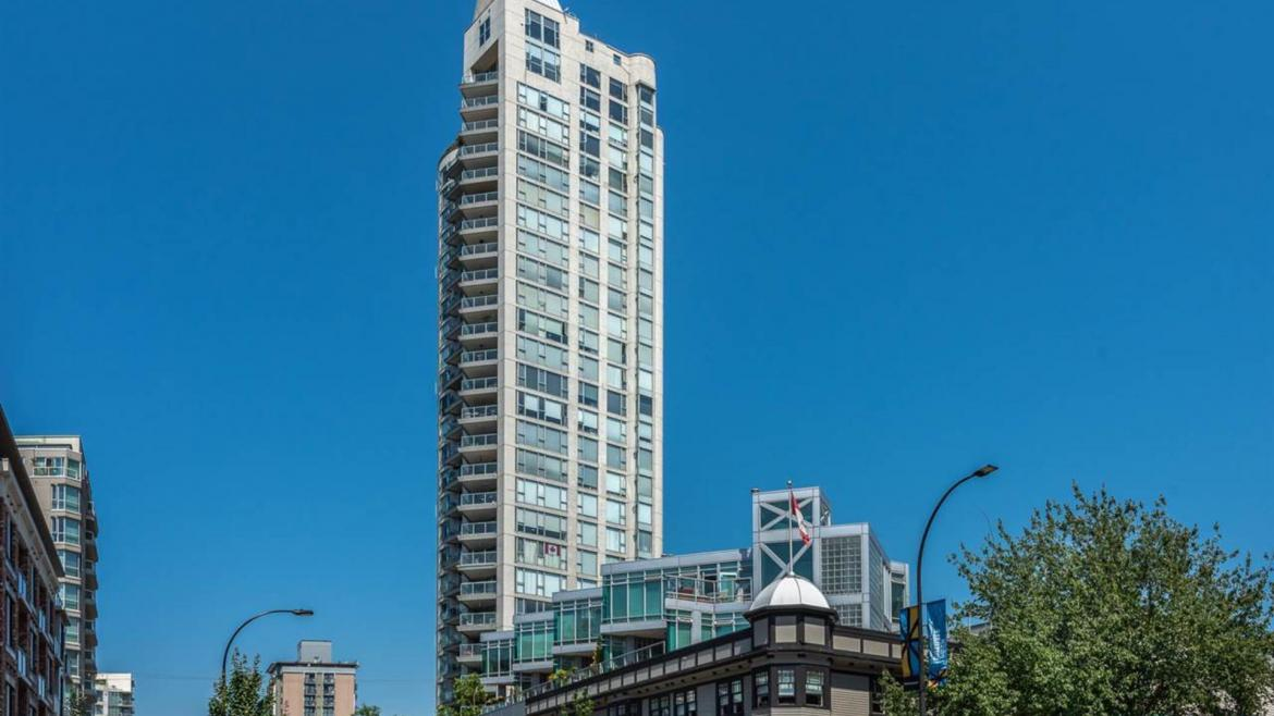 1503 - 120 W 2nd Street, Lower Lonsdale, North Vancouver