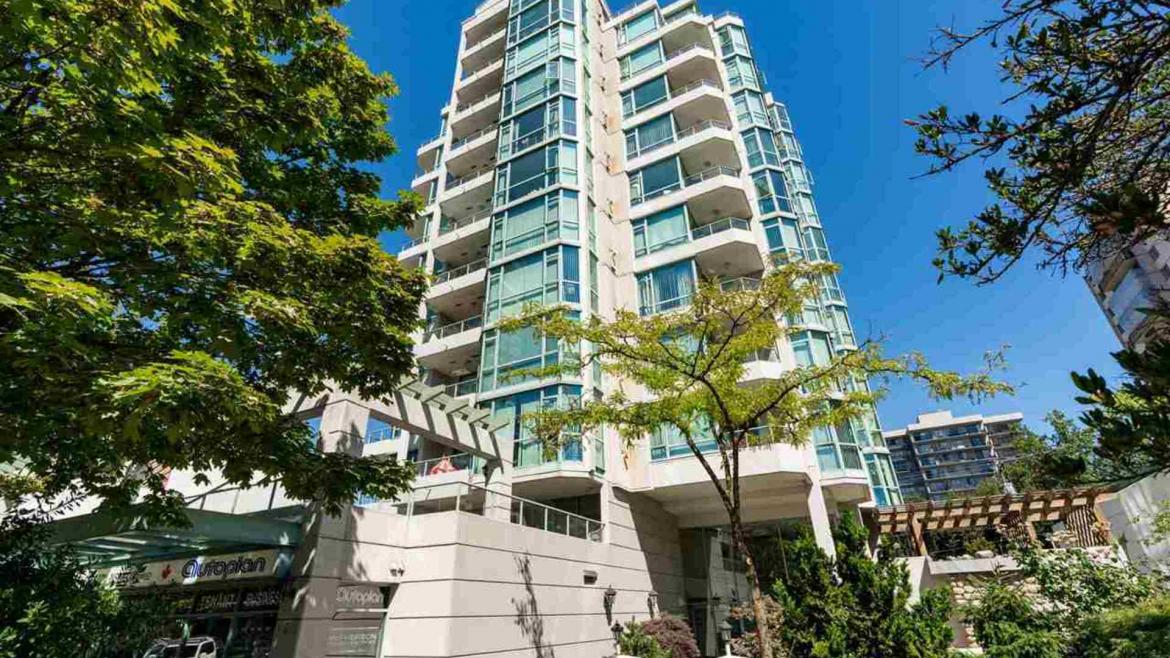 1002 - 140 E 14th Street, Central Lonsdale, North Vancouver