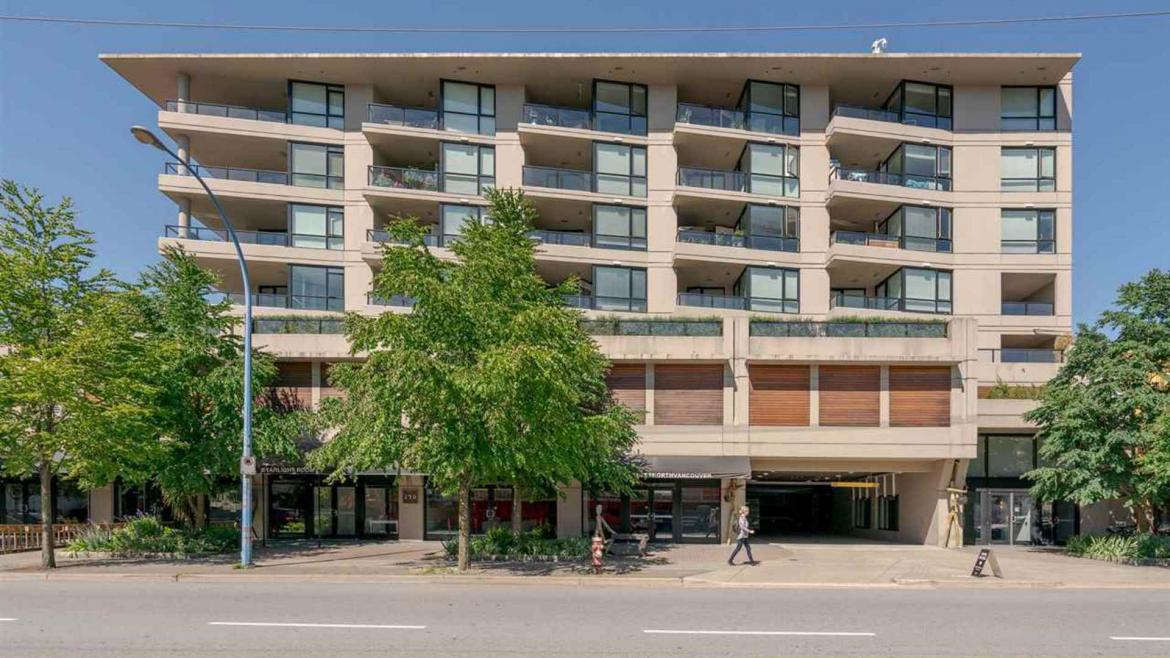 302 - 160 W 3rd Street, Lower Lonsdale, North Vancouver