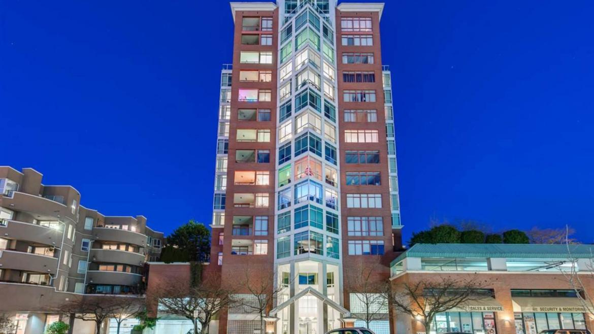 603 - 130 E 2nd Street, Lower Lonsdale, North Vancouver