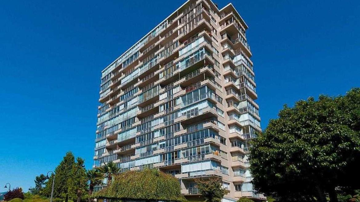 1204 - 150 24th Street, Dundarave, West Vancouver
