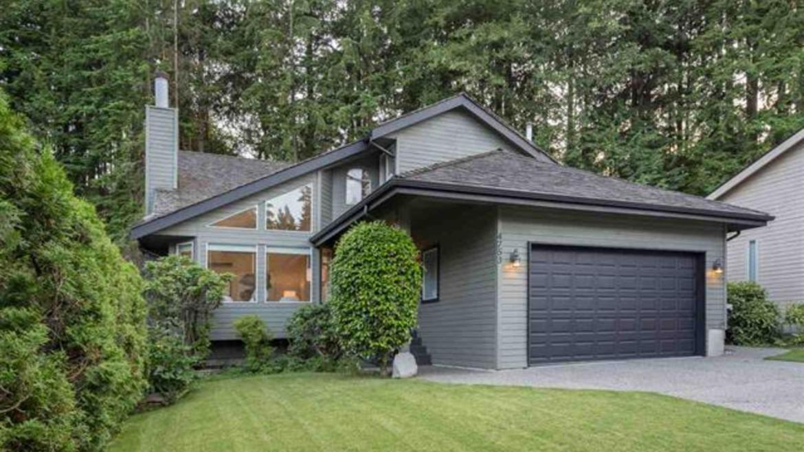 4753 Woodrow Crescent, Lynn Valley, North Vancouver