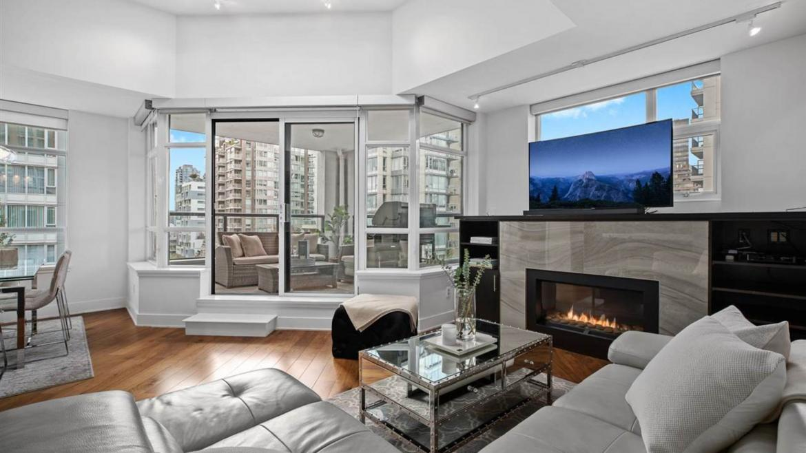 PH2 - 988 Richards Street, Yaletown, Vancouver West