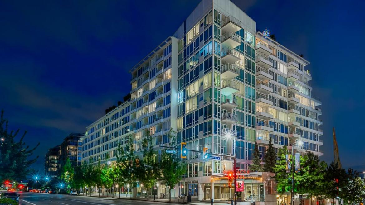 807 - 133 E Esplanade, Lower Lonsdale, North Vancouver